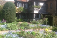 The Old Garden in late spring